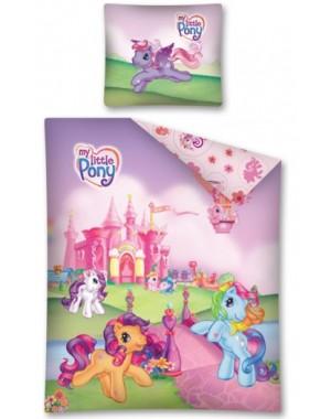Pościel Kucyki Ponny 160x200 Disney licencyjna