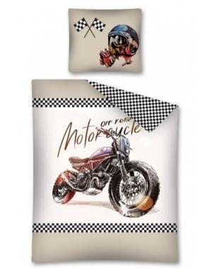 Pościel Motocykl Hornet 160x200cm motor