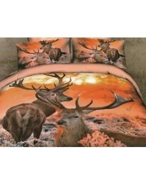 Pościel 3D sarny jelenie