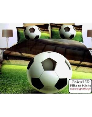 Pościel 3D Piłka na boisku (arena) 140x200cm