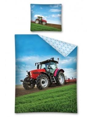 Pościel 160x200 Traktorek Farma