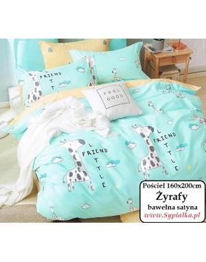 Pościel dziecięca Żyrafa...