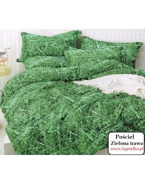 Pościel Zielona trawa...