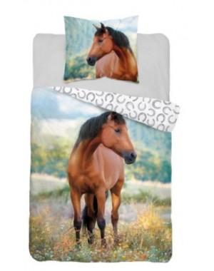 Pościel Konie na łące...