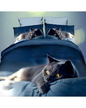 Pościel Kot w pościeli...