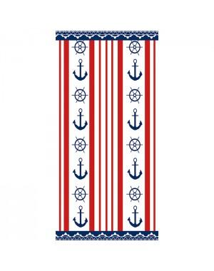 Ręcznik marynarski 70x140cm marynistyczny