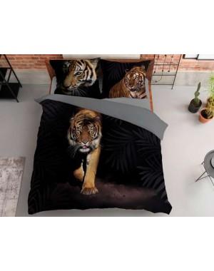 Pościel Tygrys na czerni...