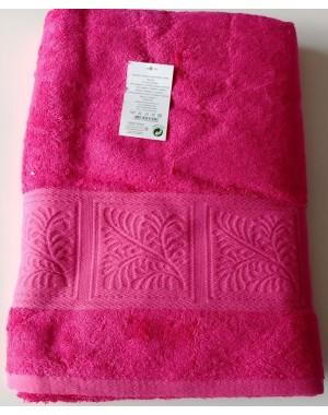 Ręcznik bambusowy różowy...