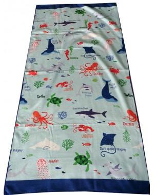 Ręcznik Zwierzęta oceanu...