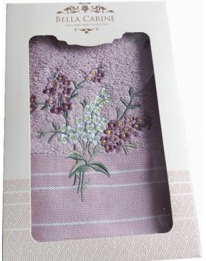 Ręcznik Kwiaty haftowany...