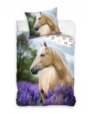 Pościel Koń i lawenda...