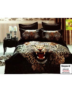 Pościel 200x220 Gepard 3D